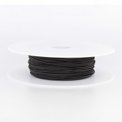 Black elastic 1.5mm