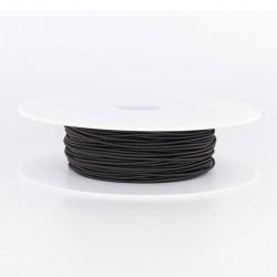 Schwarz Elastisch 1.5mm