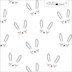 Kimsa Design - Sleepy Bunny