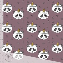 Elvelyckan Design - Panda lavender