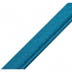 Passepoil satin turquoise - 10mm