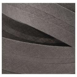 Bias tape grey