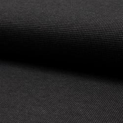 Jacquard gris-noir