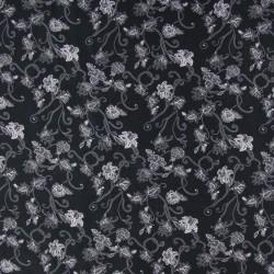 Tessuto fiori
