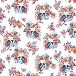 Popeline skulls