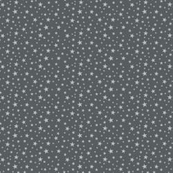 Corduroy gray stars