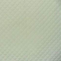 Doublure blanche matelassée