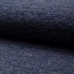 Maille bleue lurex