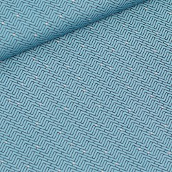 Soft Cactus - Mazing Maths - Bleu cristal - 107cm