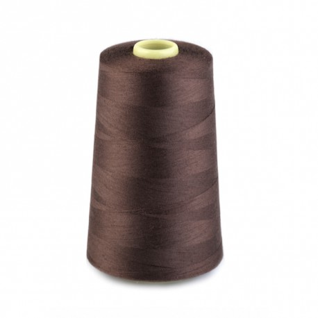 Sewing thread brown - 5000 m