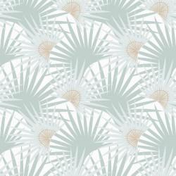 Palm trees cotton
