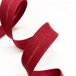 Bias tape red united