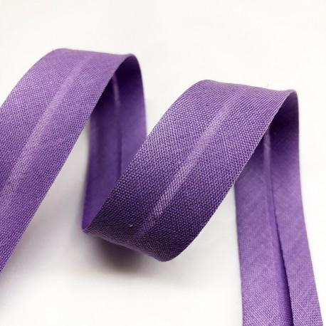 Bias tape purple united