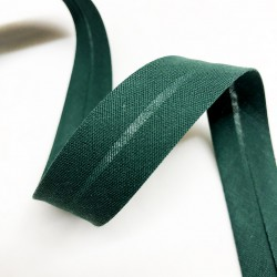 Bias tape green united