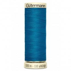 Gütermann sewing thread blue (25)