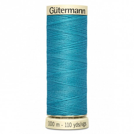 Gütermann sewing thread blue (332)