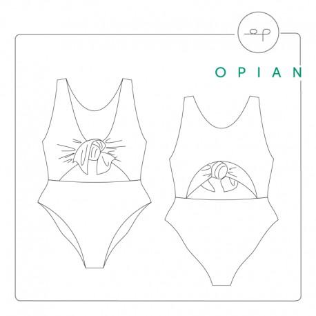 Opian - Pilatus Swimsuit