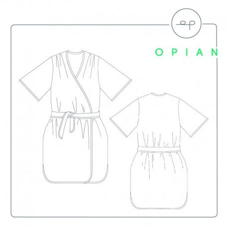 Opian - Hérens Bathrobe