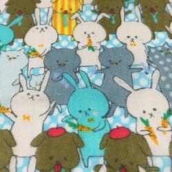 Kokka - Rabbits, dogs and cats