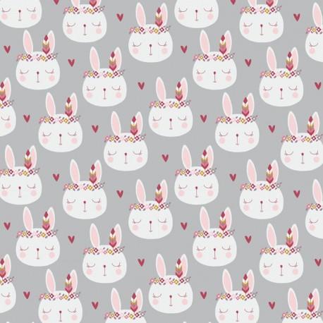 Sweat bunny