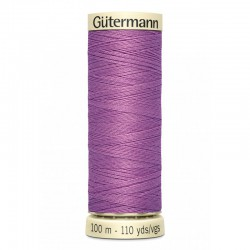Gütermann sewing thread purple (716)