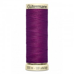 Gütermann sewing thread purple (718)