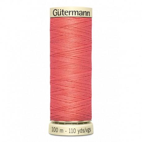Gütermann sewing thread coral (896)