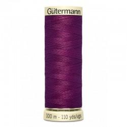Gütermann sewing thread purple (912)