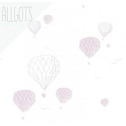 Allgots - Air Balloons - Soft pink - 160cm