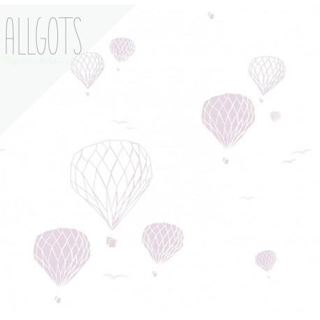 Allgots - Air Balloons - Soft pink