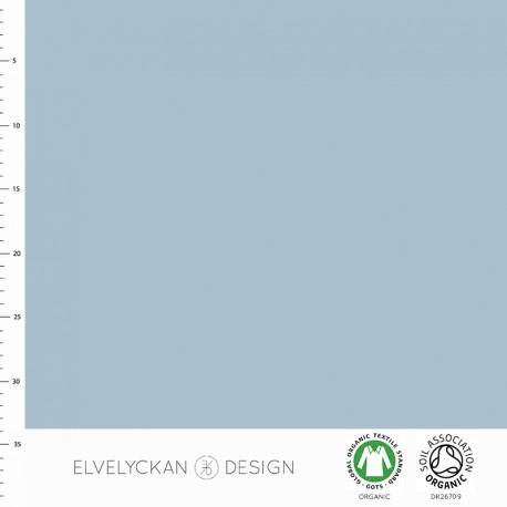 Elvelyckan Design - Ribbing sky blue