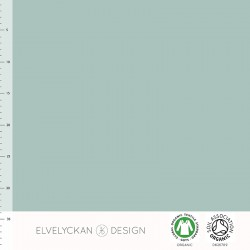 Elvelyckan Design - Interlock dusty mint