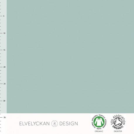 Elvelyckan Design - Interlock dusty mint