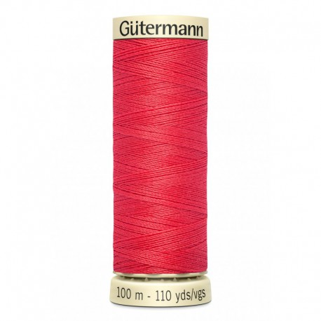 Gütermann sewing thread red (16)