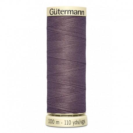 Gütermann sewing thread mauve (127)