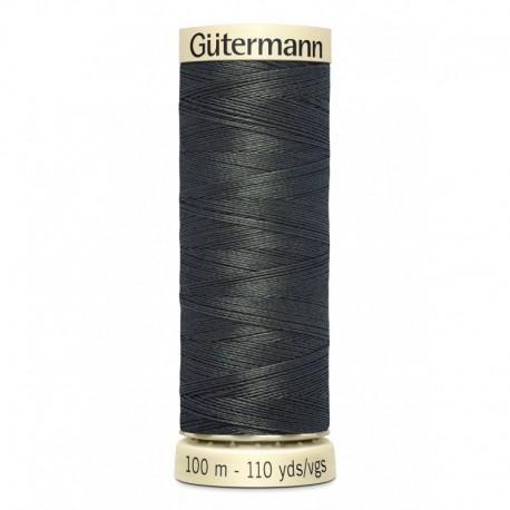 Gütermann sewing thread grey (636)