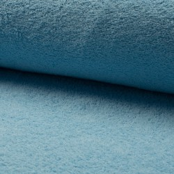 Dusty blue terry