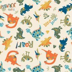 Dino cotton
