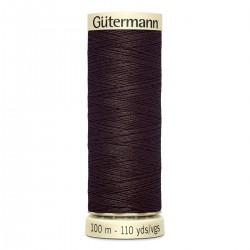 Gütermann sewing thread brown (23)