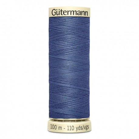 Gütermann sewing thread blue (112)