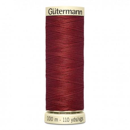 Gütermann sewing thread burgundy (221)