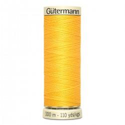 Gütermann sewing thread yellow (417)