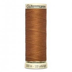 Gütermann sewing thread brown (650)