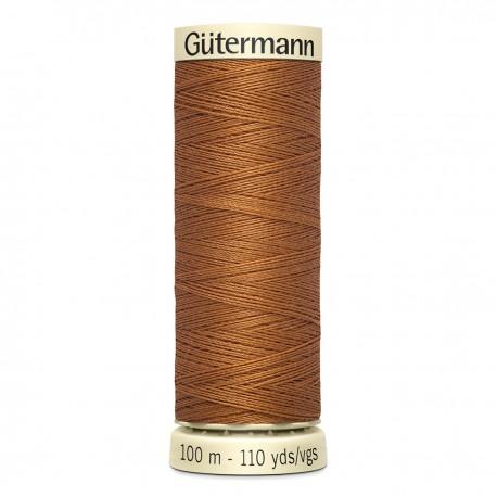 Gütermann sewing thread brown (448)