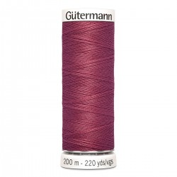 Gütermann sewing thread mauve (624) - 200m