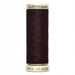 Gütermann sewing thread brown (696)