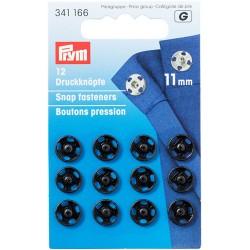 Prym press studs to sew 11mm