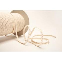 Organic elastic rubber band 5mm
