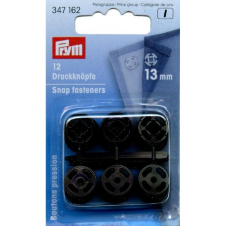 Prym Snap fasteners 13mm