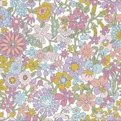 Liberty Piccadilly Poplin June Blossom